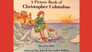 A Picture of Book of Christopher Columbus by David A. Adler in HD