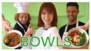 Vegane Bowls - easy, lecker, schnell mit