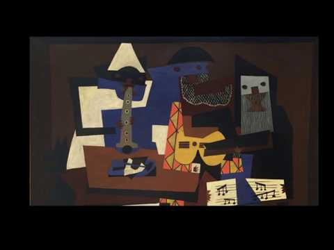 Cubism's Stages And Pablo Picasso's Three Musicians, 1921