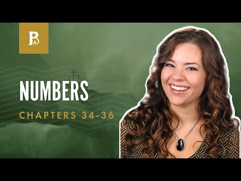 Cities Of The Levites   Numbers 34-36