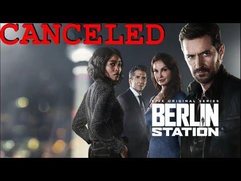 Download Berlin Station Canceled after 3rd Season