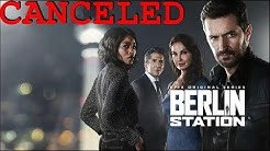 Berlin Station Canceled after 3rd Season