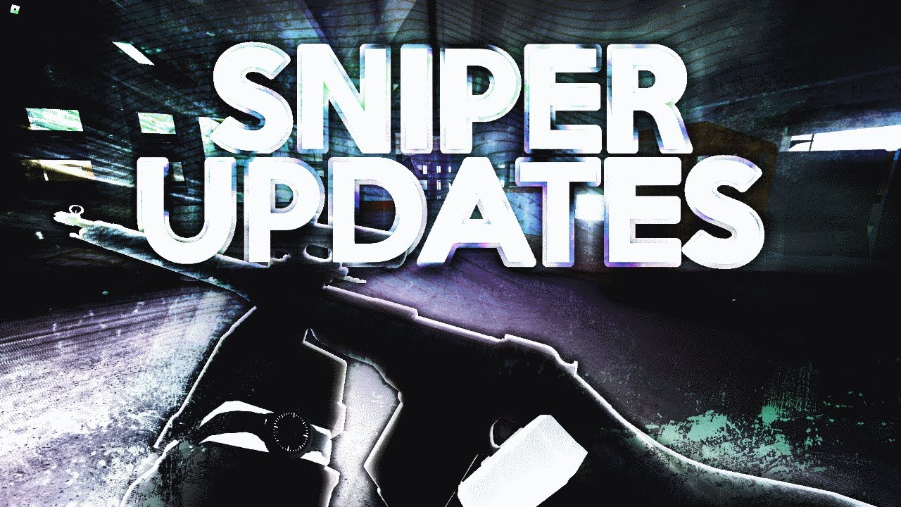 Every NEW Sniper Change from the Update! (Phantom Forces)
