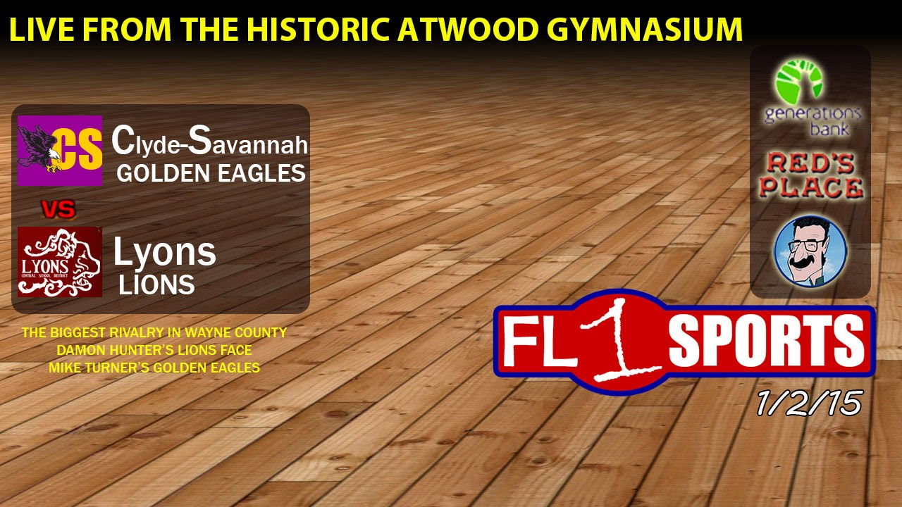FL1 Sports is live from the Atwood in Lyons tonight