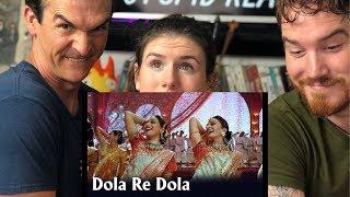 Dola Re Dola Re Devdas REACTION