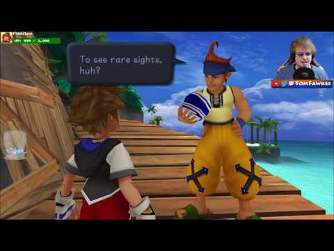 Kingdom Hearts: Final Mix - Part 1 (July 27, 2017)