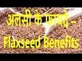 अलसी के फायदे – Flaxseed Benefits  in Hindi – Alsi ke Fayde