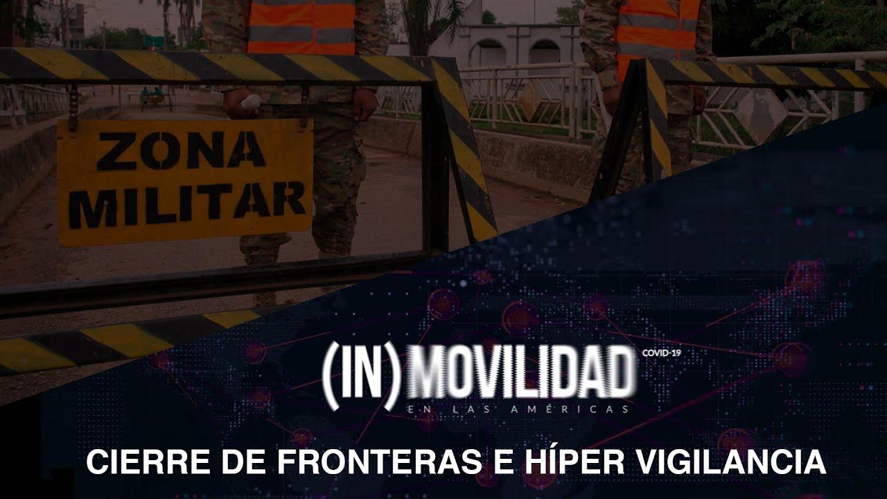 1re Conversatorio: Cierre de Fronteras e híper vigilancia
