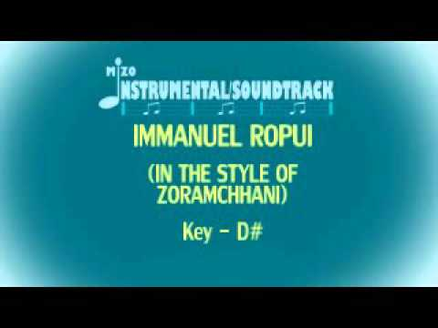 Immanuel Ropui Instrumental/Soundtrack (In The Style Of Zoramchhani)