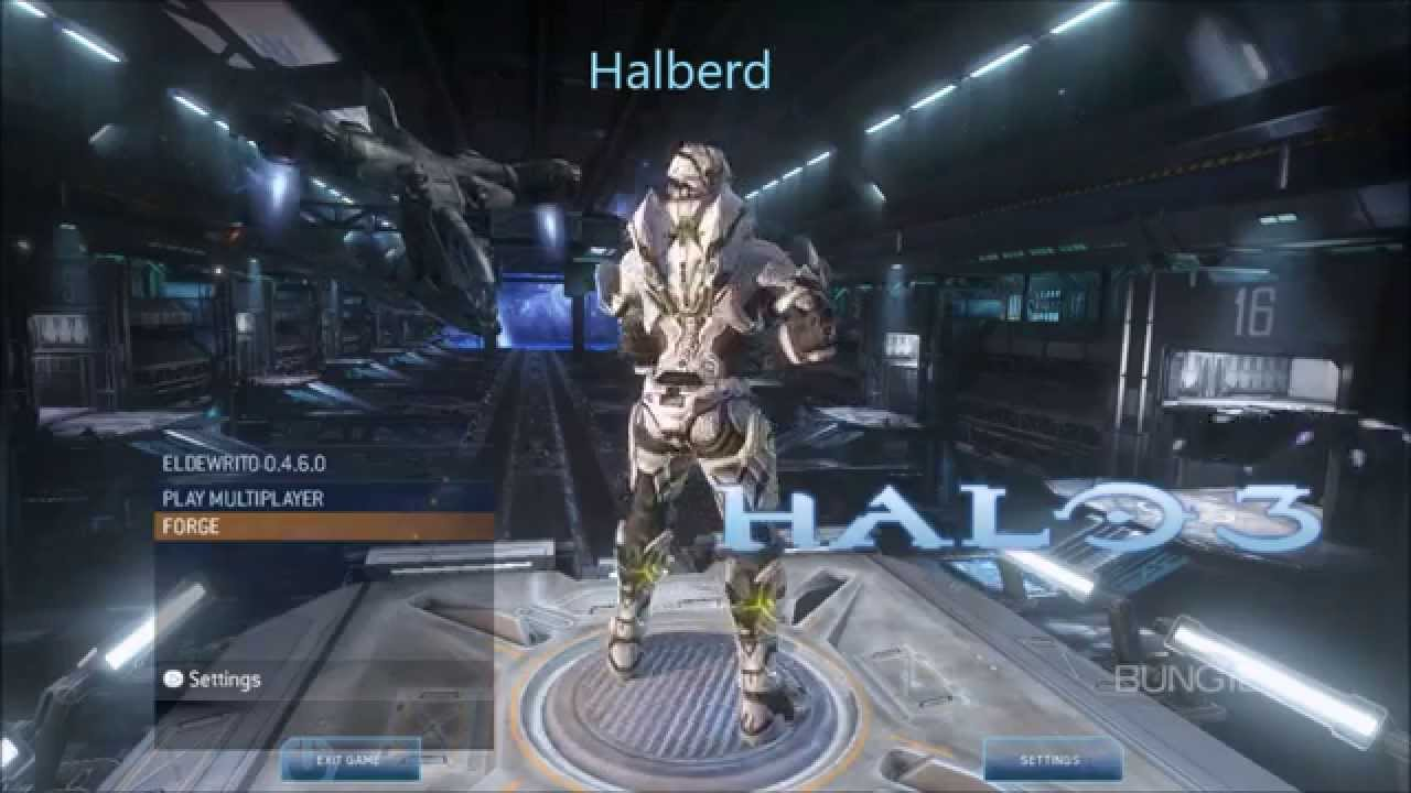 Halo Online All Armor Pieces Youtube