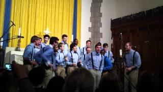 The Trinity College Accidentals - Good Ol' A Capella