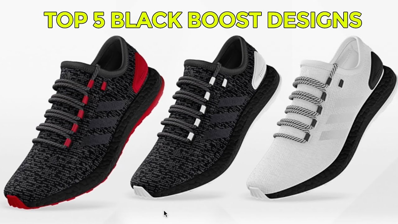 1308d28b9 TOP 5 Black Boost
