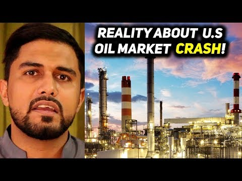 How US Oil Prices Crashed Below $0 Overnight? - The Wide Side