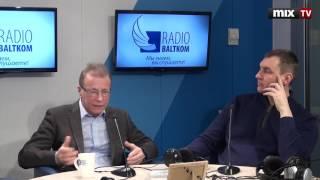 """Писатель, журналист Олег Михалевич в программе """"Переплет"""" #MIXTV"""