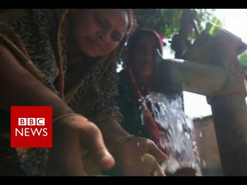 A clean water solution for Bangladesh's arsenic poisoning crisis - BBC News
