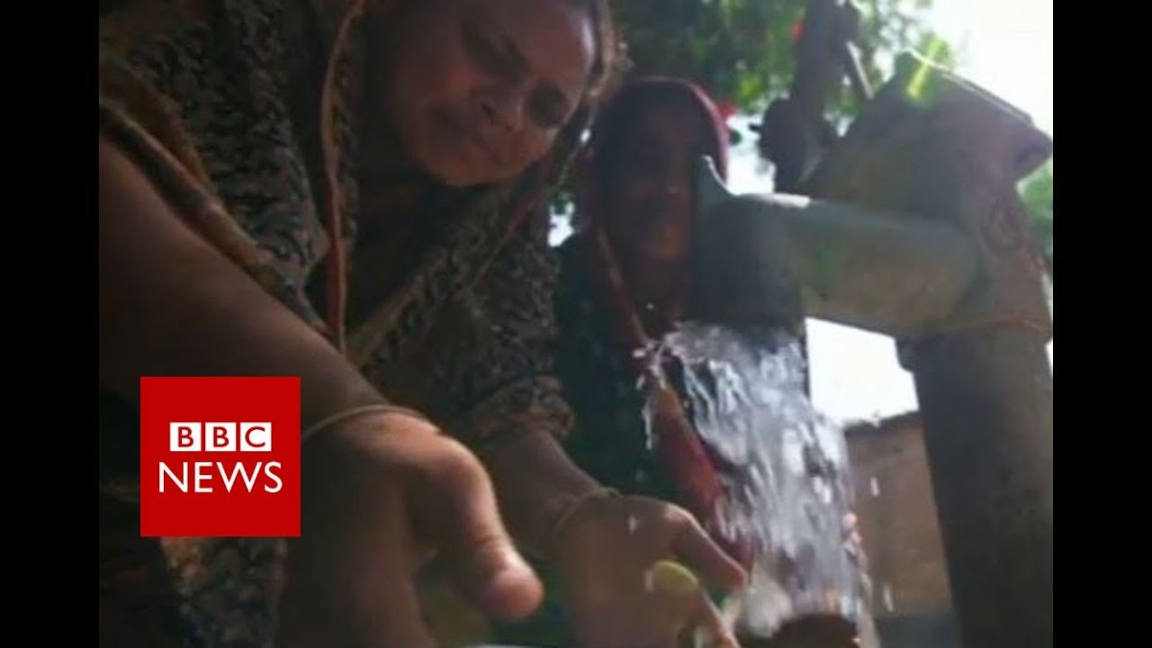 a clean water solution for Bangladesh's arsenic poisoning crisis – BBC News