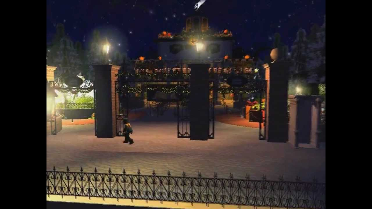 Haunted Mansion Holiday Foyer Music : Rct the haunted mansion holiday teaser youtube