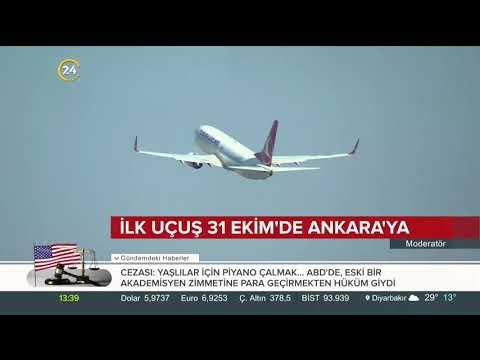 3. Havalimanı biletleri hazır