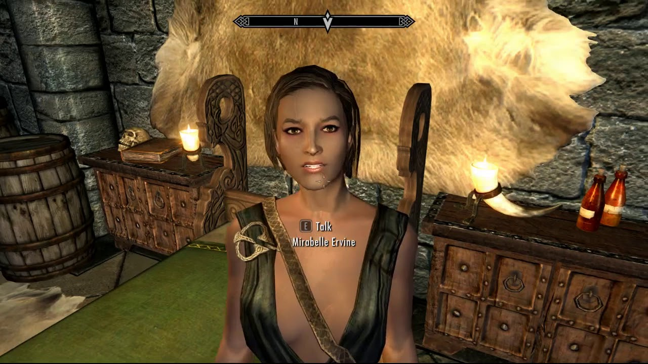 Any sexual content in skyrim
