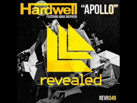 Hardwell ft. Amba Shepherd - Apollo (Official Instrumental)