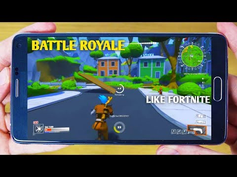 5 Best Battle Royale Games Like Fortnite [ Android/iOS ]