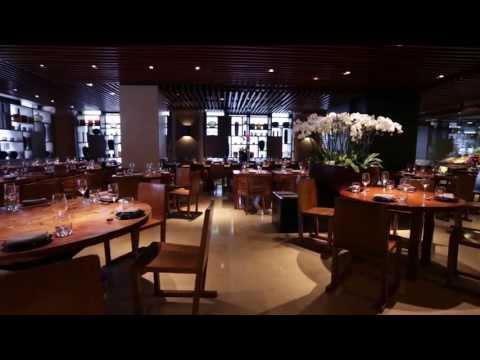 Novikov Restaurant & Bar, London