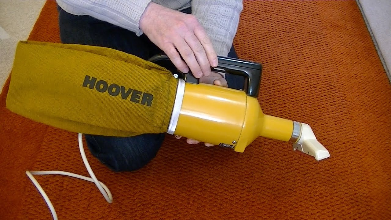 Unboxing A Vintage Hoover Dustette 2614c Hand Held Vacuum