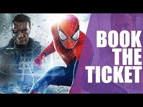Terminator Future, Tomb Raider Trailer, Spider-Man Box Office Flop & More -BBT