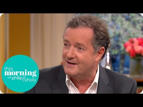 Piers Morgan Reveals That Donald Trump Plans to Run Again For President in 2020 | This Morning