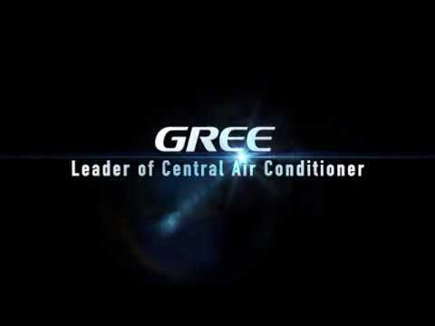 GREE - Leader of Central Air Conditioner