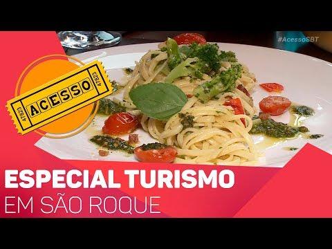 Especial Turismo de São Roque - TV SOROCABA/SBT