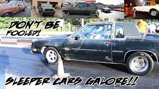 SOME OF THE BEST SLEEPER CARS EVER!!! WHEN LOOKS DON