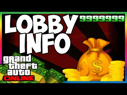 GTA 5 ONLINE - HOW TO JOIN MY MODDED LOBBIES INFO! EASY TO JOIN!