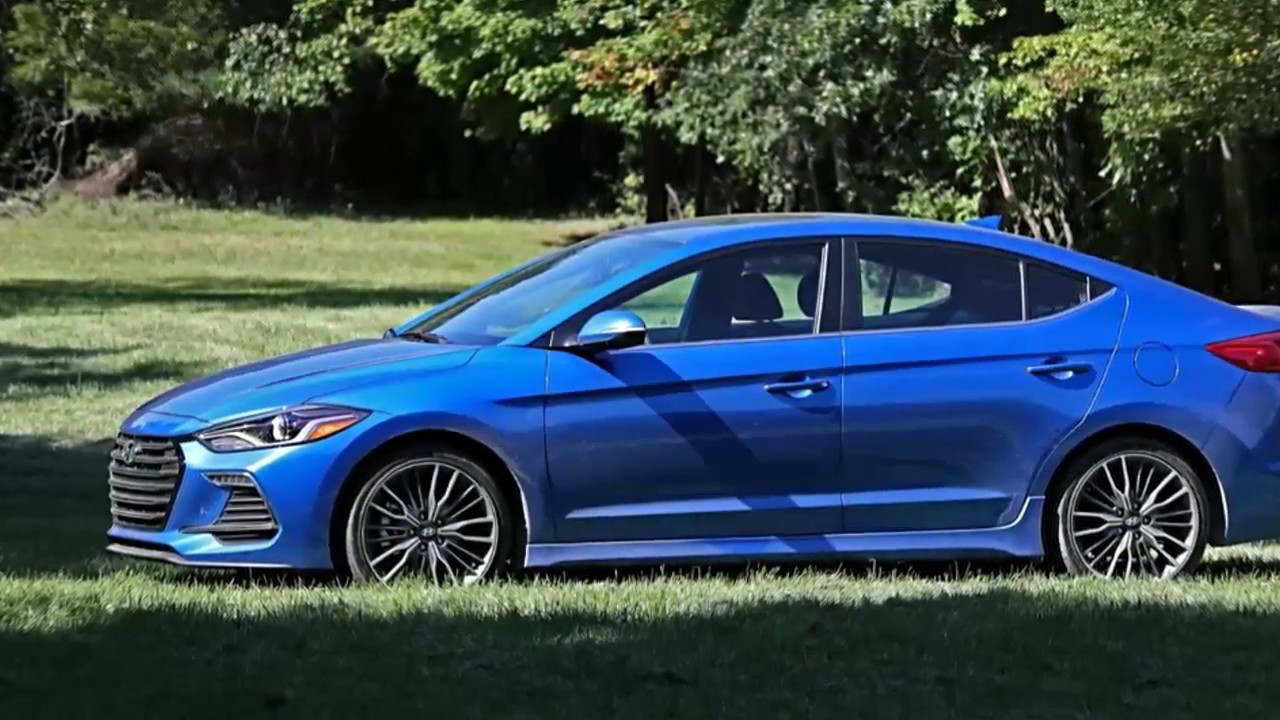 2017 hyundai elantra sport the turbo 1 6 liter is quick to rev and makes good power youtube. Black Bedroom Furniture Sets. Home Design Ideas