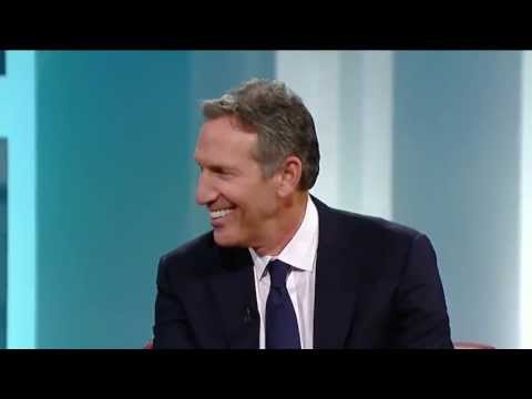 Howard Schultz on George Stroumboulopoulos Tonight: INTERVIEW