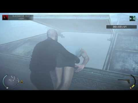 Hitman Absolution (26): Blackwater Roof - Calm & Calculated