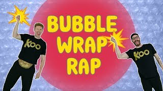 Koo Koo Kanga Roo - Bubble Wrap Rap (Dance-A-Long)