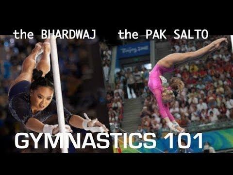 [RE-UPLOADING] Gymnastics 101 || The Pak And The Bhardwaj ||  Uneven Bars Transition Skills
