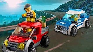 ⭕ LEGO CITY POLÏZEI deutsch - Ausbruch aus der Polizeistation Teil 2 - Pandido