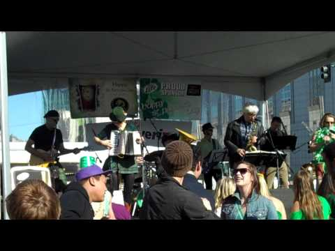 Musical Priest S at SF St. Pat's Fest