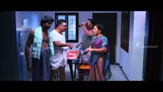 Pattayya Kelappannum Pandiyaa Tamil Movie Scenes HD   Kovai Sarala Asks Alcohol   Vidharth   Soori