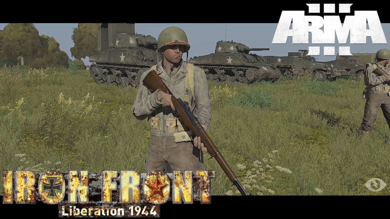 Month To Month Lease >> IFA3 Lite Review - WWII in ArmA 3 - YouTube