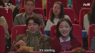 Goblin Ost - Watching Train to Busan (funny scene)
