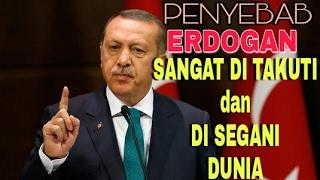 TURKEY ! Penyebab Sosok ERDOGAN Sangat di Segani Dunia dan di Cintai Muslim Seluruh Dunia