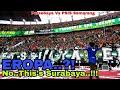 Merinding..!!Atmosfer 50 ribu Bonek mendukung Persebaya di Stadion GBT vs PSIS Semarang