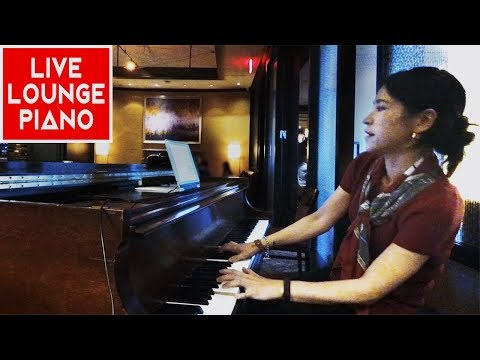 The Shadow Of Your Smile Solo Piano | Live Lounge Piano Improvisation