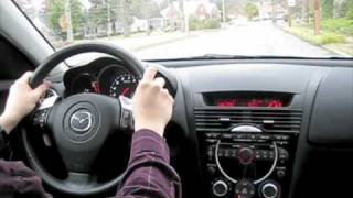 Test Drive 2007 Mazda RX-8 w/ Exhaust, and Full Tour