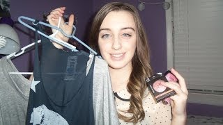 Mini Haul ft. Victoria's Secret, PacSun, Charlotte Russe, & more! Thumbnail