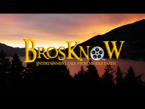 BrosKnow Show 2 - News, Suicide Squad Review, Top 5 NZ Movies, Trivia