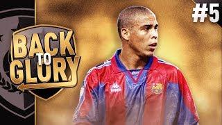 Wyzwanie DLA WAS! - FIFA 19: Back to Glory [#5]